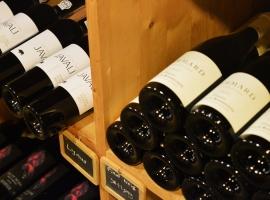 Grands vins suisses, francais, italien restaurant geneve