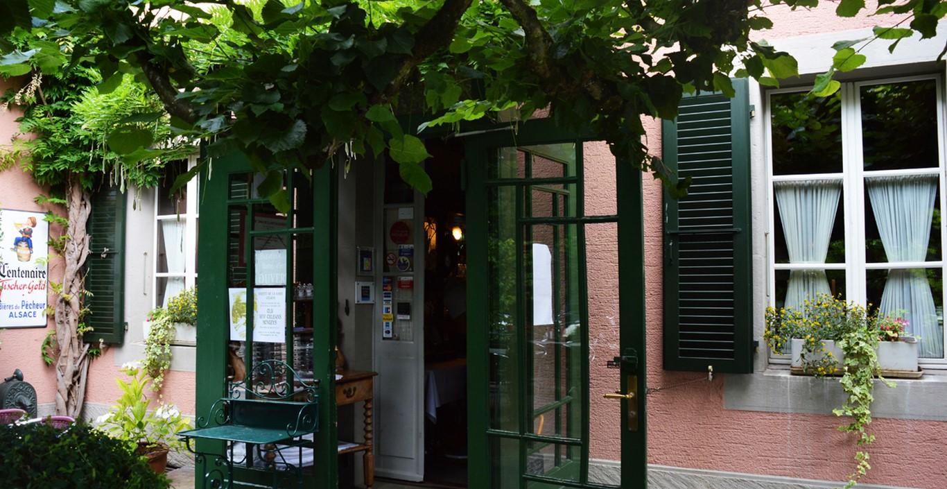 Restaurant Terrasse Campagne Geneve Buffet De La Gare De